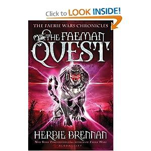 The Faeman Quest (The Faerie Wars Chronicles) Herbie Brennan