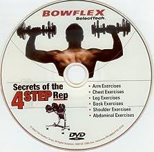 Bowflex SelectTech; Secrets of the 4-Step Rep DVD by Bowflex