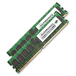 8GB Kit (2 x 4GB) RAM Upgrade for Servers Interchangeable with KTH-MLG4/8G by Arch Memory