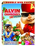 Cover art for  Alvin and the Chipmunks: Chipwrecked (Two Disc Edition)