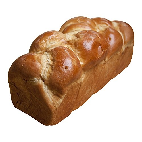Three Brothers Bakery Square Challah 1-1/2 lb