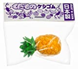 "Piña ~ 1.4 ""Mini-Borrador: Collectible borrador de la fruta de la serie (Japanese Import)"