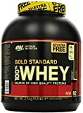 Optimum Nutrition 100 % Whey Gold Standard Protein Double Rich Chocolate, 2,5 kg, 2,273 kg + 10% extra gratis