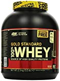 Optimum Nutrition Whey Gold Standard Protein, Double Rich...