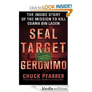 SEAL Target Geronimo - Chuck Pfarrer
