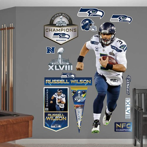 Seattle Seahawks Fatheads