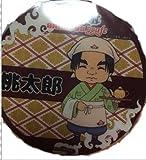 鬼灯の冷徹 アニメガカフェ限定 缶バッチ 桃太郎?
