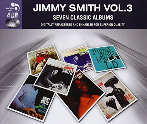 Jimmy Smith - 7 Classic Albums - Jimmy Smith - Zortam Music