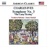 アイヴズ:交響曲第3番/ワシントンの誕生日