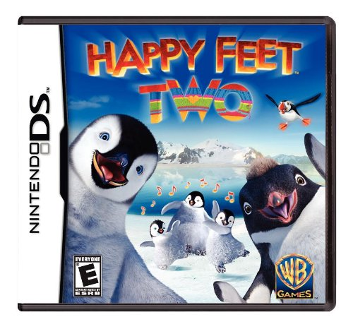 Happy Feet Two: The Videogame - Nintendo DS - 1
