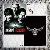 【映画グッズ】 HiGH&LOW THE RED RAIN クリアファイル