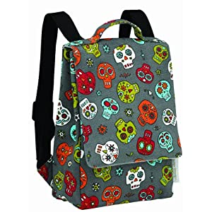 SugarBooger Dia De Los Muertos Kiddie Play Back Pack