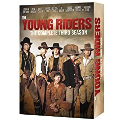 Young Riders Complete Season Three