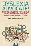 img - for Dyslexia Advocate!: How to Advocate for a Child with Dyslexia within the Public Education System book / textbook / text book