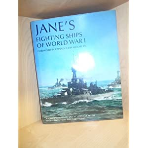 Jane's Fighting Ships of World War 1