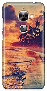 LeTv2 Back Cover by Vcrome,Premium Quality Designer Printed Lightweight Slim Fit Matte Finish Hard Case Back Cover for LeTv2