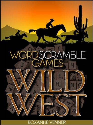 Word Scramble - Wild West Theme