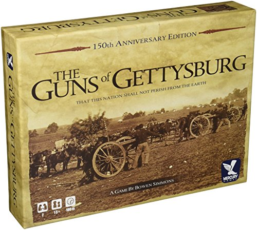 Guns of Gettysburg Board Game (Gettysburg Game compare prices)