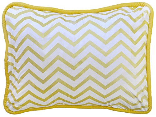 New Arrivals Accent Pillow, Gold Rush