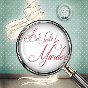 A Taste for Murder | [Claudia Bishop]