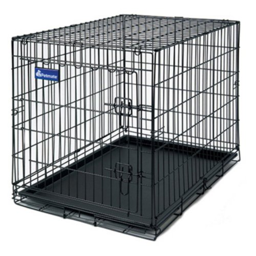 Petmate Home-Training 48-By-30-By-33-Inch Wire Dog Kennel Giant