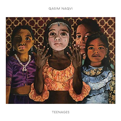 Vinilo : Qasim Naqvi - Teenages (LP Vinyl)