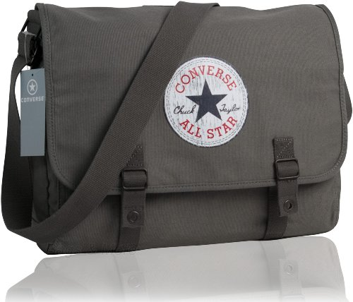 converse vintage patch canvas shoulder bag. Black Bedroom Furniture Sets. Home Design Ideas