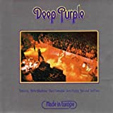 Deep Purple Made in Europe(Remastered) by Deep Purple (2012) Audio CD