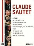 echange, troc Claude Sautet - Coffret 8 films