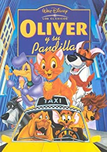 Oliver & Company 11x17 Movie Poster: Amazon.co.uk: Kitchen
