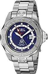 Invicta Men's 5124 Pro Diver Collection Grand GMT Stainless Steel Watch