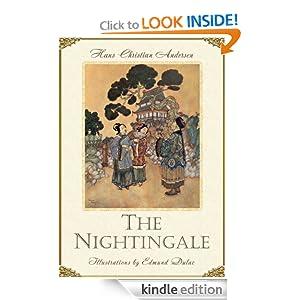The Nightingale (Illustrated) (Andersen's Fairy Tales)