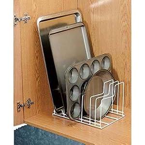 Grayline 40218, Bakeware Lid/Tray Rack, White