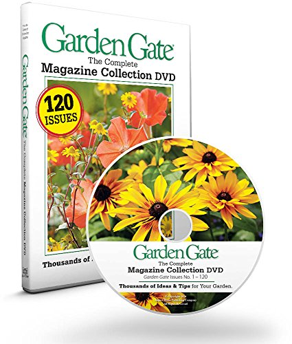 Garden Gate The Complete Magazine Collection DVD Software