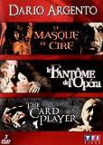echange, troc Dario Argento - Coffret - Le masque de cire + Le fantôme de l'opéra + The Card Player