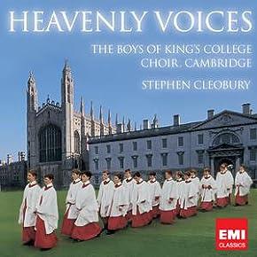 Bilder von Cambridge Choir of King's College