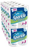 Sparkle, Giant Rolls, Print, [2 Rolls*10 Pack] = 20 Total Count(Packaging May Vary)