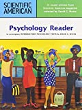 The Scientific American: Psychology Reader to Accompany Introductory Psychology Texts (0716724162) by Scientific American