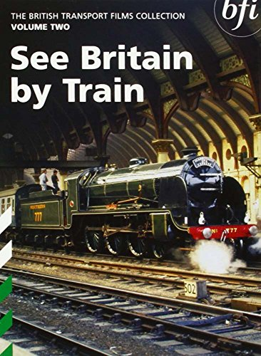 British Transport Films Collection - Vol. 2 - See Britain By Train (British Trains Dvd compare prices)