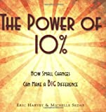 The Power of 10%...How Small Changes Can Make a BIG Difference