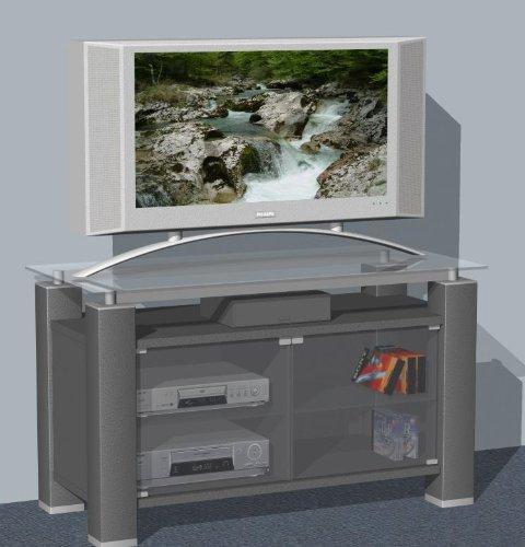 Cheap ELITE EL955 47-inch Wide TV Stand Audio Rack (EL955)