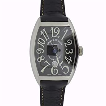 Franck Muller Gents Casablanca Stainless Automatic Watch 8880 C DT