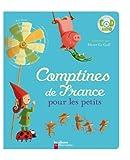 echange, troc Herve Le Goff - Comptines de France pour les petits (1CD audio)