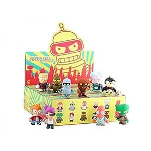 Kidrobot - Figurine - Assortiment Aléatoire Futurama 7cm - 0883985027657