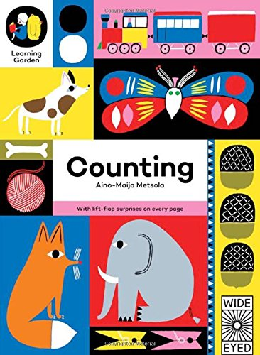 Learning Garden. Counting
