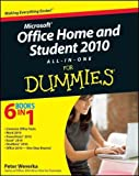 img - for Office Home and Student 2010 All-in-One For Dummies book / textbook / text book
