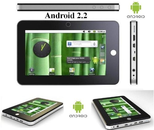 Swari 7 inch 4 GB Google Android OS 2.2 Internet Wifi Tablet with mini