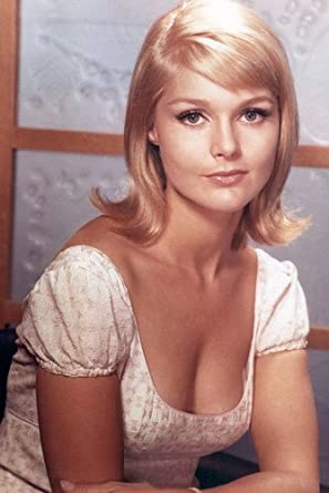 Carol Lynley Busty Beautiful Image 24X36 Poster at Amazon's
