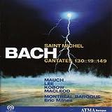 Bach, J.S.: Cantatas, Vol. 2 (Milnes) - Bwv 19, 130, 149 (Saint Michel)