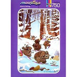 Heavy Skiing by Mordillo, Heye 750 piece puzzle